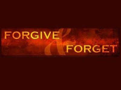 क्षमा प्रदान करते समय