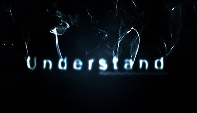 Try to understand