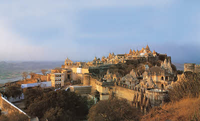 Facts about Palitana