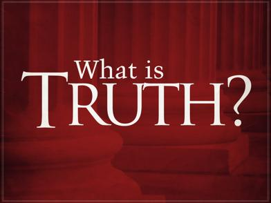 Find The Truth Through Experience